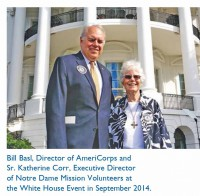 Notre Dame Mission Volunteers: Serving 20 Years Nationwide