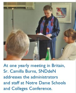 Camilla-Burns-ND-Schools-and-Colleges-Conference
