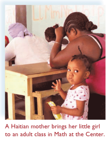 Hatian-Mother-and-child