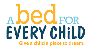 logo a bed for every child
